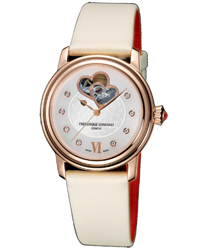 Frederique Constant Double Heart Beat Ladies Watch Model: FC-310WHF2P4