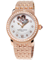 Frederique Constant World Heart Federation Ladies Watch Model FC-310WHF2PD4B3