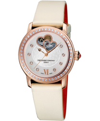 Frederique Constant Ladies   Model: FC-310WHF2PD4
