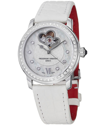 Frederique Constant Ladies   Model: FC-310WHF2PD6
