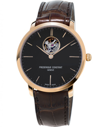 Frederique Constant Slimline Automatic Men's Watch Model: FC-312G4S4