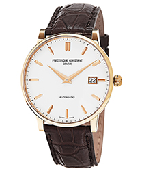 Frederique Constant Slimline Men's Watch Model: FC-316V5B9