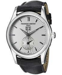 Frederique Constant Index   Model: FC-325S6B6