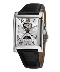 Frederique Constant Carree Mens Wristwatch Model: FC-335MS4MC6