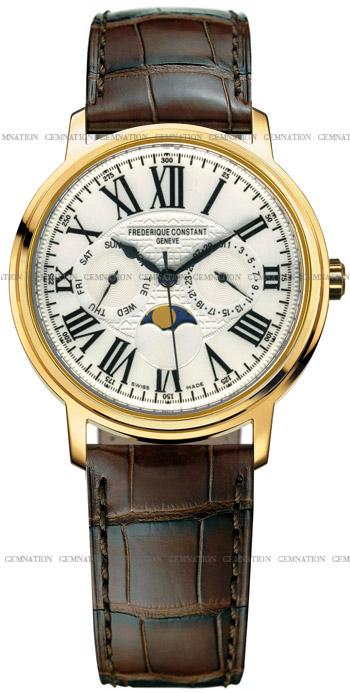 Frederique Constant Persuasion FC-360M4P5 Mens wristwatch