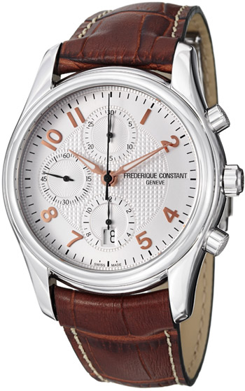 Frederique Constant Runabout Men's Watch Model FC-392RV6B6