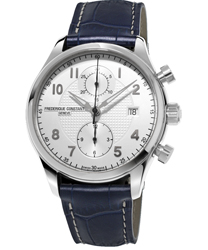 Frederique Constant Runabout Mens Watch Model FC-393RM5B6