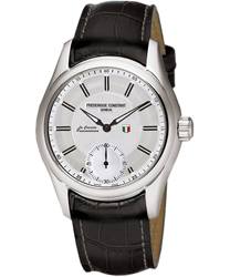 Frederique Constant Vintage Rally Racing Mens Wristwatch