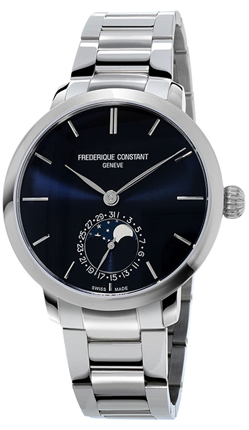 Frederique Constant Slimline Men's Watch Model FC-703N3S6B