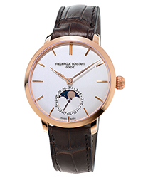 Frederique Constant Slimline Men's Watch Model: FC-703V3S4