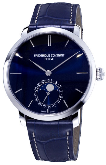 Frederique Constant Slimline Men's Watch Model FC-705N4S6