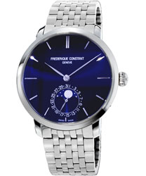 Frederique Constant Slim Line Mens Watch Model FC-705N4S6B
