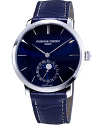 Frederique Constant Slimline Men's Watch Model: FC-705N4S6