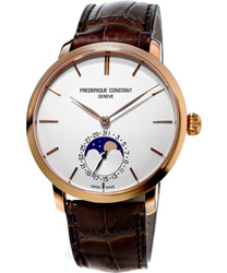 Frederique Constant Slimline Men's Watch Model FC-705V4S4