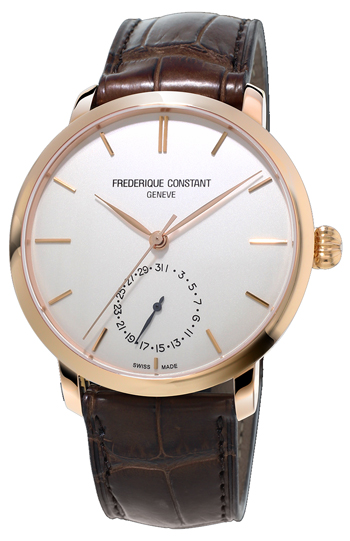 Frederique Constant Slimline Men's Watch Model FC-710V4S4