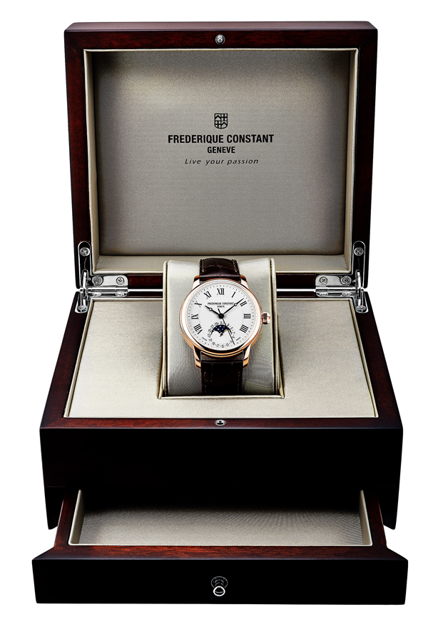 Frederique Constant Classics Men's Watch Model FC-715MC4H4 Thumbnail 4