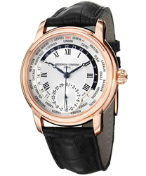 Frederique Constant Manufacture   Model: FC-718MC4H4