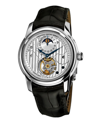 Frederique Constant Heart Beat Mens Wristwatch