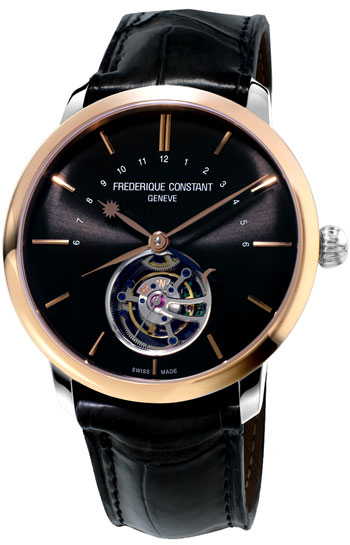 Frederique Constant Limited Edition Tourbillion Watch Men's Watch Model FC-980G4SZ9