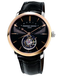 Frederique Constant Limited Edition Tourbillion Watch   Model: FC-980G4SZ9