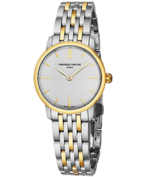 Frederique Constant Slim Line Ladies Watch Model FC200S1S33B3