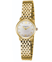 Frederique Constant Slimline Ladies Watch Model FC200WHDS5B