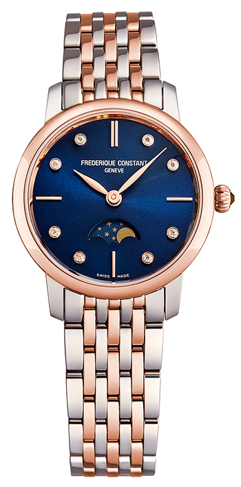 Daily Deal Frederique Constant Slim Line Model FC206ND1S2B