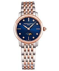 Frederique Constant Slim Line Ladies Watch Model FC206ND1S2B