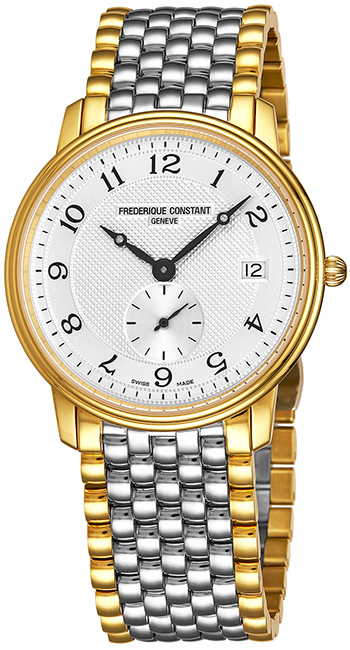 Frederique Constant Slim Line Men's Watch Model FC245AS4S3B