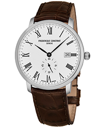 Frederique Constant Slim Line Men's Watch Model FC245WR5S6DBR