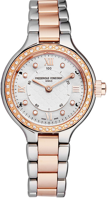 Frederique Constant Horological Smartwatch Ladies Watch Model FC281WHD3ERD2B