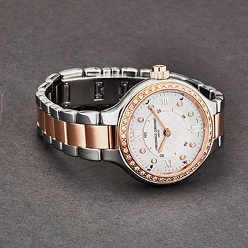 Frederique Constant Horological Smartwatch Ladies Watch Model FC281WHD3ERD2B Thumbnail 2