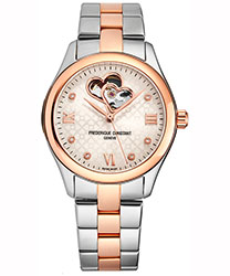 Frederique Constant Double Heart Beat Ladies Watch Model: FC310LGDHB3B2B