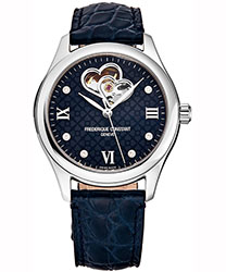 Frederique Constant Double Heart Beat Ladies Watch Model FC310NDHB3B6