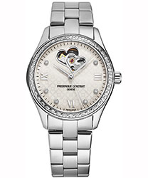 Frederique Constant Double Heart Beat Ladies Watch Model: FC310WDHB3BD6B