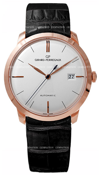 Girard-Perregaux 1966 Men's Watch Model 49525-52-131-BK6A