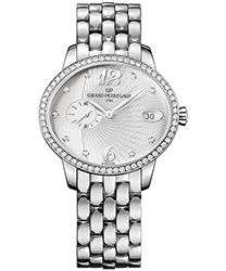 Girard-Perregaux Cat's Eye Ladies Watch Model 80484D11A161-11A
