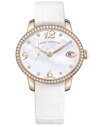 Girard-Perregaux Cat's Eye Ladies Watch Model 80484D52A761-BK7A