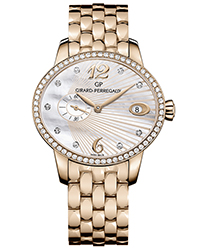 Girard-Perregaux Cat's Eye Ladies Watch Model 80484D52A763-52A