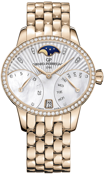 Girard-Perregaux Cat's Eye Ladies Watch Model 80485D52A751-52A