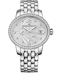 Girard-Perregaux Cat's Eye Ladies Watch Model 80486D11A161-11A