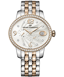 Girard-Perregaux Cat's Eye Ladies Watch Model 80486D56A162-56A