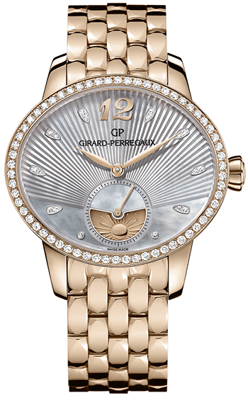 Girard-Perregaux Cat's Eye Ladies Watch Model 80488D52A251-52A