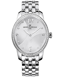 Girard-Perregaux Cat's Eye Ladies Watch Model 80493D11A161-11A