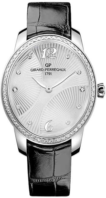 Girard-Perregaux Cat's Eye Ladies Watch Model 80493D11A161-CK6A