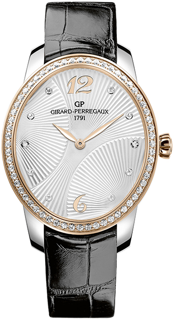 Girard-Perregaux Cat's Eye Ladies Watch Model 80493D56A162-CK6A