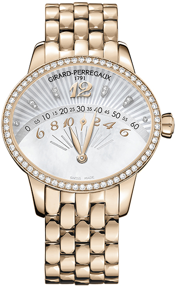 Girard-Perregaux Cat's Eye Ladies Watch Model 80495D52A251-52A