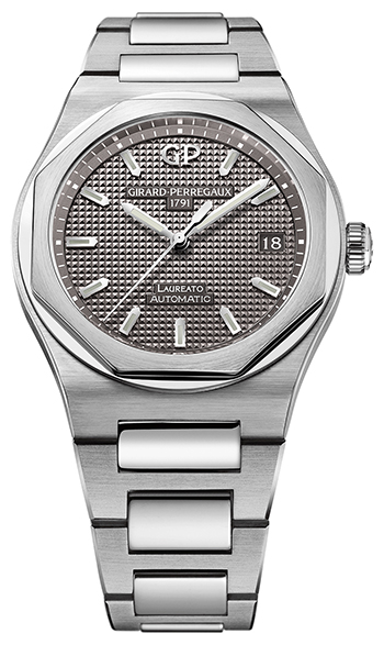 Girard-Perregaux Laureato Unisex Watch Model 81005-11-231-11A