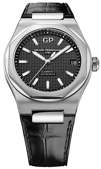 Girard-Perregaux Laureato Men's Watch Model 81010-11-634-BB6A