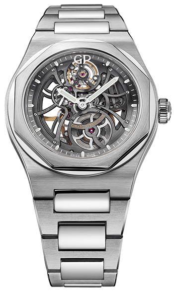 Girard-Perregaux Laureato Men's Watch Model 81015-11-001-11A